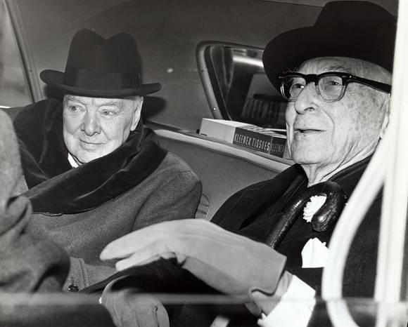 Барух и Черчилль