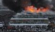 Пожар в Екатеринбурге взяли под контроль