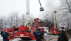 Взрыв в ресторане: 19 человек в реанимации