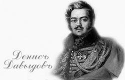 Для службы царской... К 225-летию Дениса Давыдова