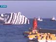 С затонувшего Costa Concordia началась откачка горючего