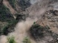 Оползень повредил 20 жилых домов под Сочи