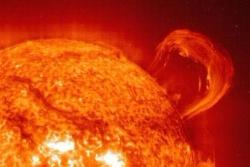И упал, опаленный звездой по имени Солнце