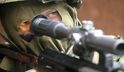Как снайперы НАТО открывают двери цветным революциям