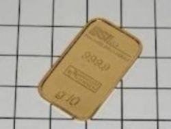 В Беларуси мужчина бросил в ящик для пожертвований слиток золота
