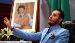 Саади Каддафи арестован в Нигере