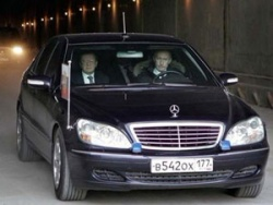 То, что устроил кортеж Путина, ПОРАЗИЛО всю Москву!