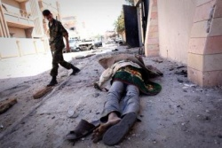 В Ливии вспыхнули межплеменные бои: десятки погибших