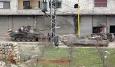 Сирия: французские военные в Хомсе