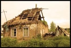 Россия-2012: умирающая деревня