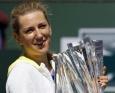 Виктория Азаренко выиграла турнир в Индиан-Уэллсе