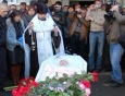В Николаеве похоронили жертву насильников Оксану Макар