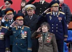 """Настоящие ветераны и """"ряженные"""""""
