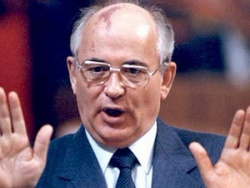 Горбачев — выкормыш и ученик Андропова, завершивший дело своего учителя
