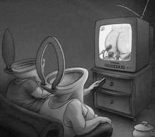 Как влияет телевидение на людей?