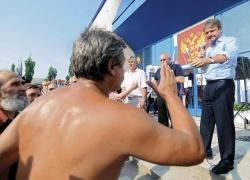 Александр Ткачев как символ российской власти