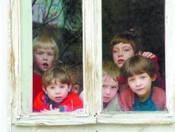Сколько в России беспризорников?
