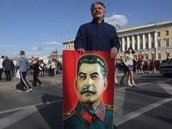 Копия описи личных вещей И. В. Сталина оставшихся после смерти.