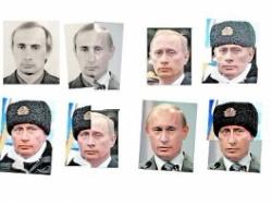 Говорят, что Путин не настоящий