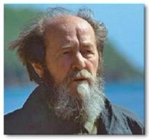 """Пророк в колесе. О """"феномене"""" Солженицина."""