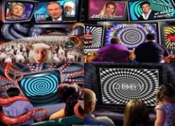 Телевидение – самое разрушительное оружие (видео)