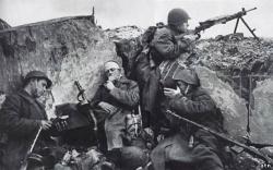 Русский солдат глазами гитлеровцев - «Потери жуткие. Не сравнить с теми, что были во Франции»