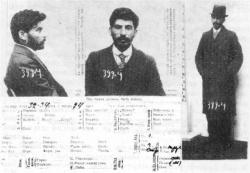 Сталин - фрагмент истории