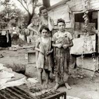 Голодомор в США в 30-ые годы XX-го века