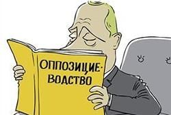 Cлaдкaя дубинa демократии (видео)