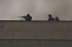 Смерть среди митинга или как бороться с «неизвестными снайперами»
