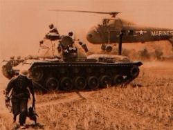 «Бесславные ублюдки». 40 лет назад армия США ушла из Вьетнама