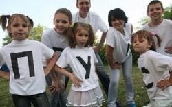 Семья Марусенко названа лучшей многодетной семьей Минска