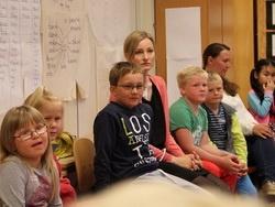 В младших классах Норвегии будут учить...