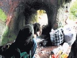 Англия возвращается в пещерный век