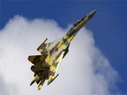 Су-35 против F-35: дядя избивает дубинкой ребенка