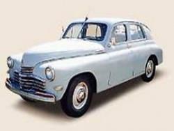 """История создания автомобиля ГАЗ-М20""""Победа"""""""