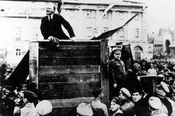 Как большевики Россию грабили