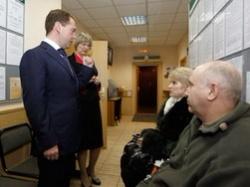 """Д.Медведев: """"не бояться сокращения неэффективных рабочих мест"""".  Это касается и правительства  ?!"""