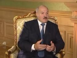 Лукашенко указал Обаме, где его место