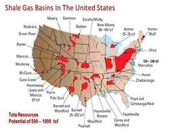Последствия добычи сланцевого газа в Америке (ВИДЕО)