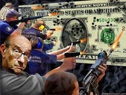ФРС и Уолл-Стрит избавляются от доллара