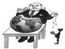 В стране правят ложь и алчность