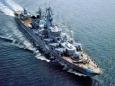 Российский ракетный крейсер застиг врасплох Королевский флот Англии
