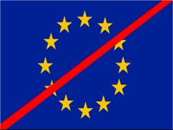 Из венгерского парламента выкинули флаг ЕС (видео)