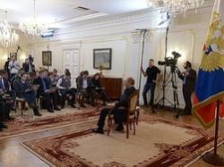 Встреча Владимира Путина с прессой (видео)
