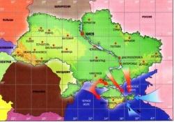 Евронацисты готовятся напасть на Россию и как минимум - провести резню на Юге и Востоке?