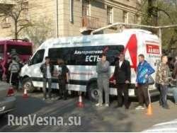 Партизанские хроники Харькова: ночью были подожжены два офиса ПриватБанка