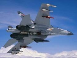 Истребитель РФ перехватил американский самолет-разведчик над Охотским морем
