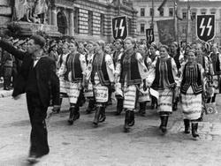 Киевская хунта создает войска СС