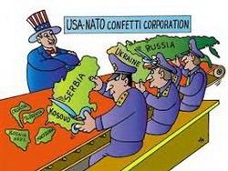 Косовский сценарий Вашингтона на Украине
